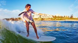 Más que un deporte: los beneficios del surf para la salud