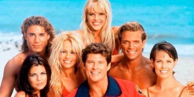 ¿Cuánto recuerdas de 'Los vigilantes de la playa'?
