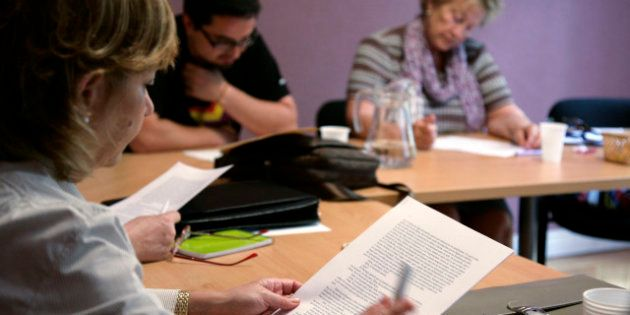 Las escuelas de escritores, una opción cultural y de ocio para el