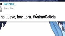 #ÁnimoGalicia: Twitter se solidariza con la tragedia de