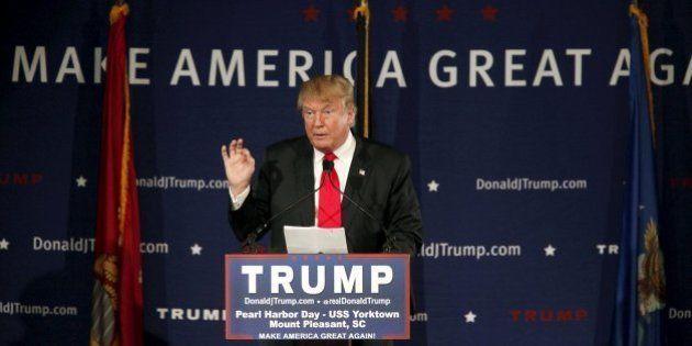 Donald Trump quiere prohibir la entrada en EEUU a todos los