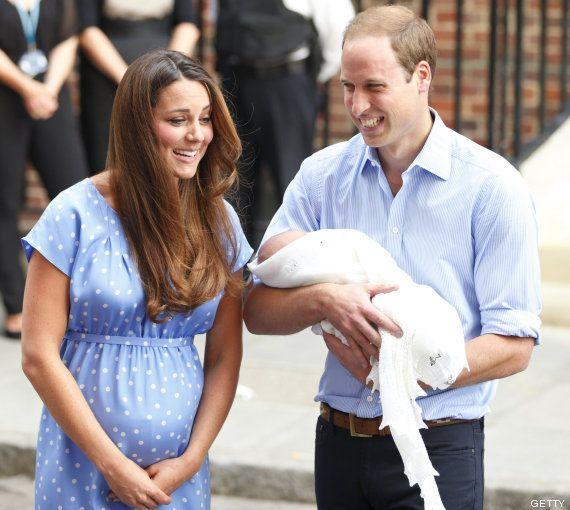 Barriga postparto de Kate Middleton: aplausos en redes sociales por el gesto de la duquesa (FOTOS,