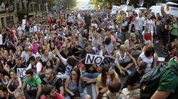 Miles de personas protestan en Madrid contra los recortes (VÍDEO,