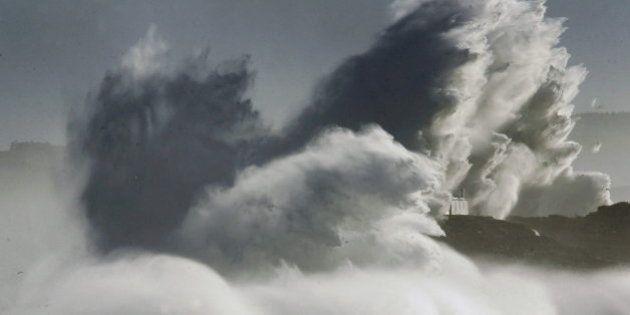Un total de 26 provincias, en alerta por vientos de 140 km/h, oleaje, nevadas y