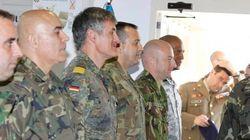 Militares de la AUME critican los recortes y los gastos