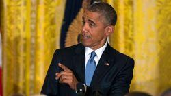 Obama echa a una activista transexual por increparle en la Casa