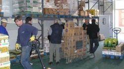Roban 2.000 kilos del Banco de Alimentos de