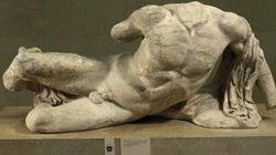 La razón por la que todas las estatuas griegas tienen el pene