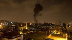 Al menos 8 palestinos mueren por los últimos bombardeos