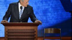 Clint Eastwood la lía en su discurso