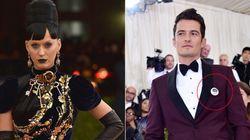El detalle con el que Katy Perry y Orlando Bloom jugaron al despiste en la gala del