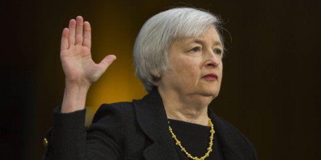 Janet Yellen se convierte en presidenta de la Reserva Federal de