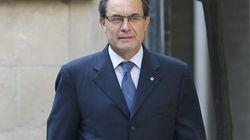 Artur Mas confirma que el Gobierno ha amenazado a Catalunya con la