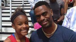 Conmoción por la muerte en un tiroteo de la hija del velocista Tyson