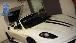 Cae una red que vendía falsos Ferrari y Aston Martin (VÍDEO,
