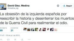 Un miembro del PP de Asturias se enreda con la memoria histórica en