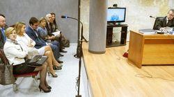 Bárcenas, condenado a pagar 50.000 euros a Cospedal por vulnerar su derecho al