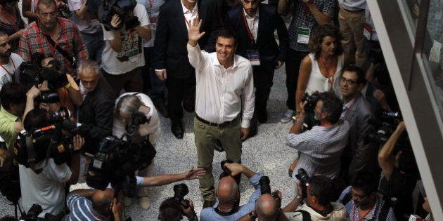 Primera semana de Pedro Sánchez en el PSOE: sprint prevacacional y luna de miel con la