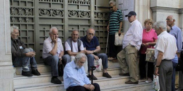Los bancos griegos reabrirán el lunes con prácticamente las mismas