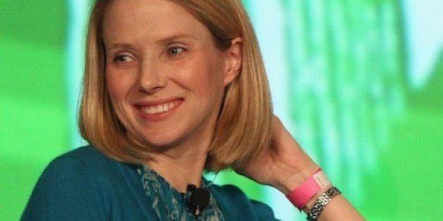 Marissa Mayer: Yahoo!, dirigida por esta ex de Google y una de las mujeres más poderosas de Silicon Valley