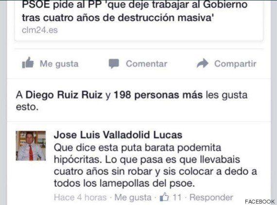 El alcalde de Villares del Saz (Cuenca) llama