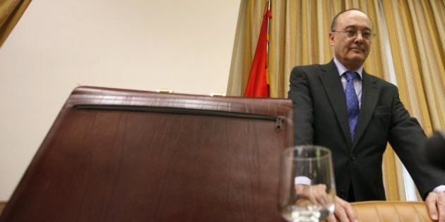 Luis María Linde, Banco de España: