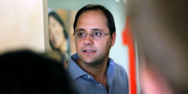 César Luena, 'número 2' del PSOE: