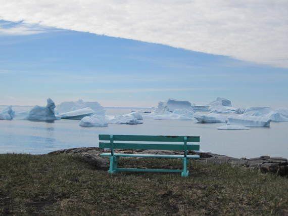Dos semanas en Qeqertarsuaq: una comunidad inüit en