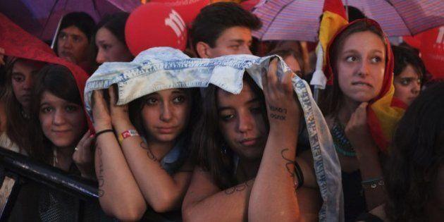 Madrid 2020: Los rostros de la decepción olímpica