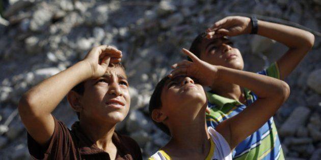 UNICEF: 408 niños palestinos han muerto en Gaza víctimas de los bombardeos de