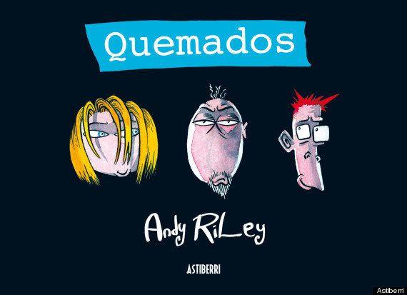 Camareros quemados: Andy Riley, autor de 'Los Conejitos Suicidas', aborda ahora las miserias laborales