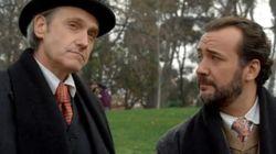 El trailer del Sherlock Holmes de Garci es... es... este