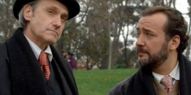 Sherlock Holmes & Watson de Garci: el tráiler ya está en YouTube