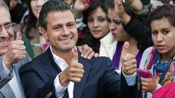 Peña Nieto asume la presidencia de