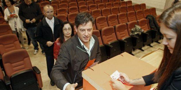 Besteiro liderará el PSdeG al hacerse con un 77% de los votos de las