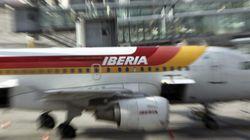 Iberia avisa a los clientes de que corre