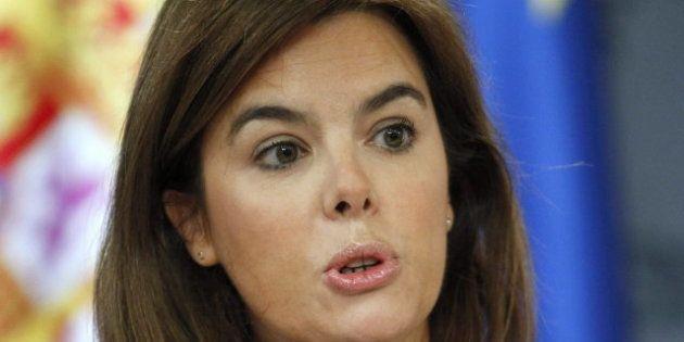 Soraya Sáenz de Santamaría apuesta por