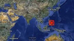 Un terremoto de 7,6 grados en