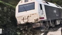 Controlada la fuga de amoniaco producida tras descarrilar un tren en