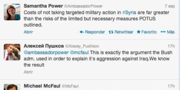 Rusia y EEUU se enzarzan en duelo verbal sobre Siria en