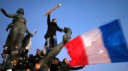 Milón y medio de personas se manifiestan en París contra el