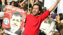 Miles de islamistas egipcios se manifiestan en defensa de