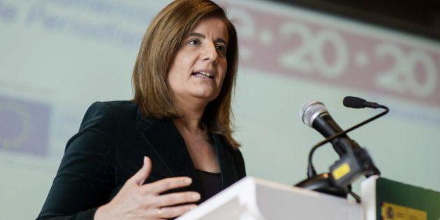Fátima Báñez asegura que 2014 será