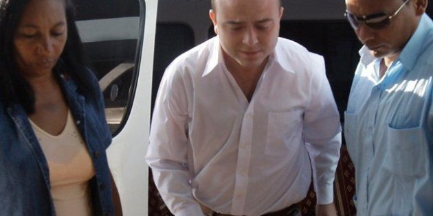 Ángel Carromero pide perdón por el accidente en el que murió Oswaldo Payá: