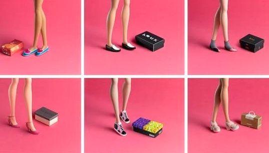 Barbie se baja del tacón para lucir calzado español