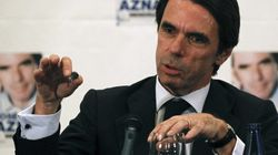 Aznar sufre