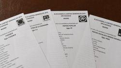 Los partidos apuestan por recortar en cartelería pero discrepan sobre el