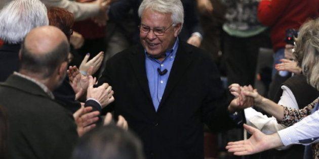 Felipe González, en el homenaje a los 30 años de su primer Gobierno: