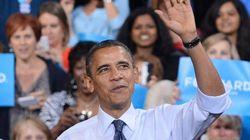 Respiro para Obana: baja el paro en EEUU al