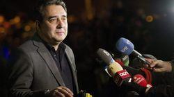 El alcalde de Sabadell proclama su inocencia al entrar a